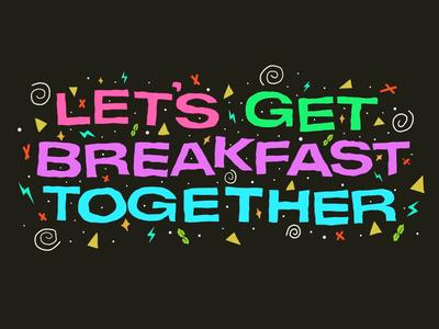 90's breakfast club