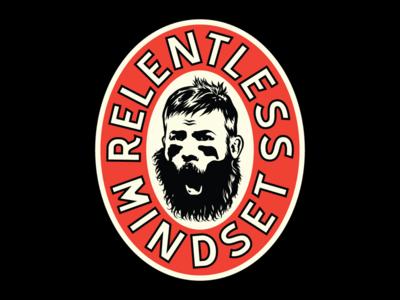 Relentless Mindset badge