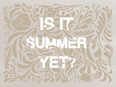 Where is summer?
