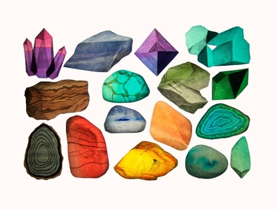Natural Collection - Crystals and Gemstones