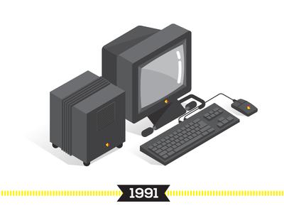 NeXTCube (Where the WWW was born...)
