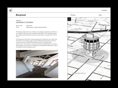 Bierpinsel berlin architecture web
