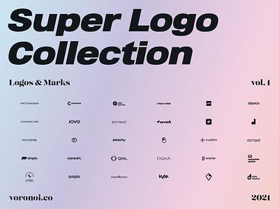 Super Logo Collection logo design logo brand branding design brand design identity design brand agency lettering branding identity brand logofolio design logo