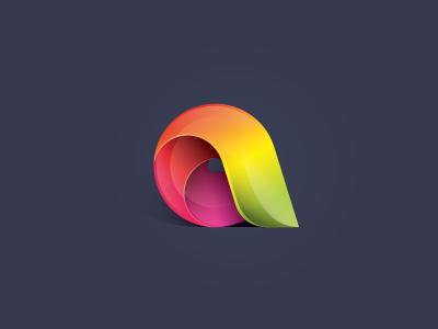 Autobeginner  auto car logo wheel colorful drive design brand branding bright letter