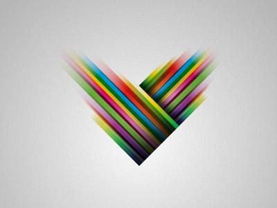 Vidix.tv logo brand colorful bright