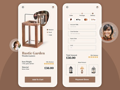 Ecommerce Product Ui Template