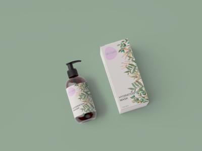 Logo Challenge: Alison Cosmetics packaging branding design logo design