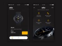 Braun Store App