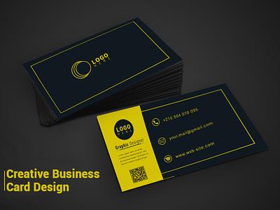 Business Visititng Card design business card branding graphic design photoshop illustration