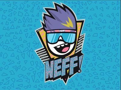 Neff - New Character Design