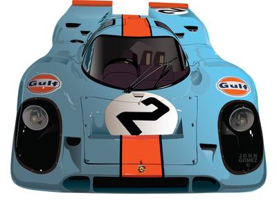 917 Porsche 1970