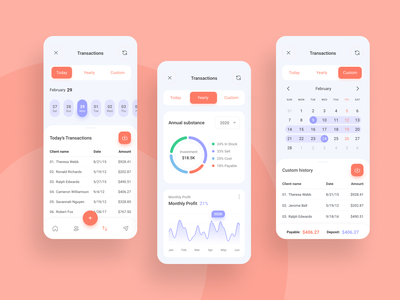 Store Manager | Sales manager app dribbble best shot webdesign app mobile ui uiux uxdesign ux inventory management software management system store app customer service inventory management management app