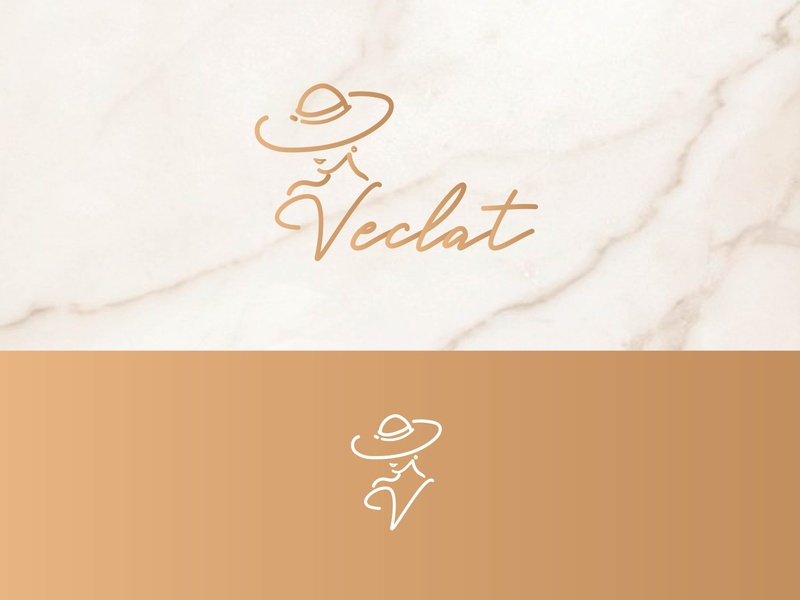 Veclat Logo vector design art simple idea inspiration minimalist logo logo design clean professional minimalist logo fashion fashion brand
