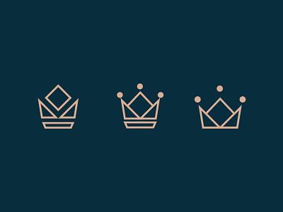 Crown crown logo elegance crown logo