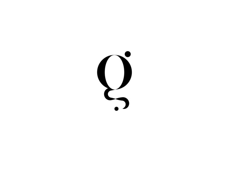 G Logo Type type logo