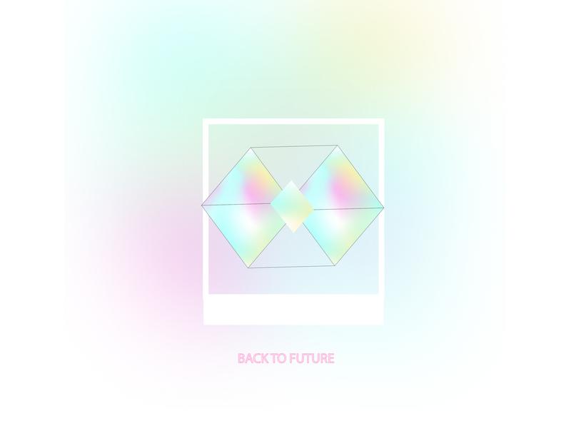 Back To Future minimalist design idea illustration art inspiration