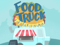 Food Truck Game tacos board game illustration games