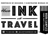 Have Ink, Will Travel 2