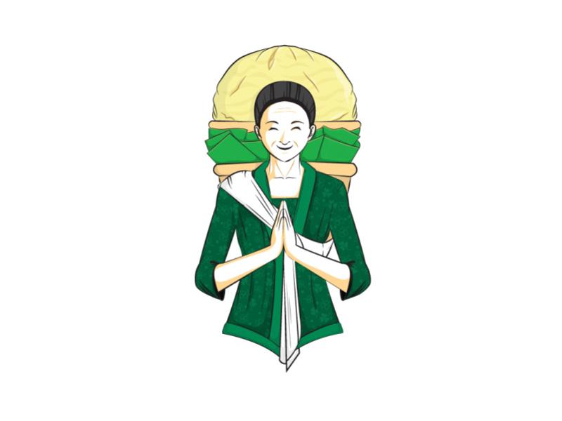 Mitayani - Old Lady