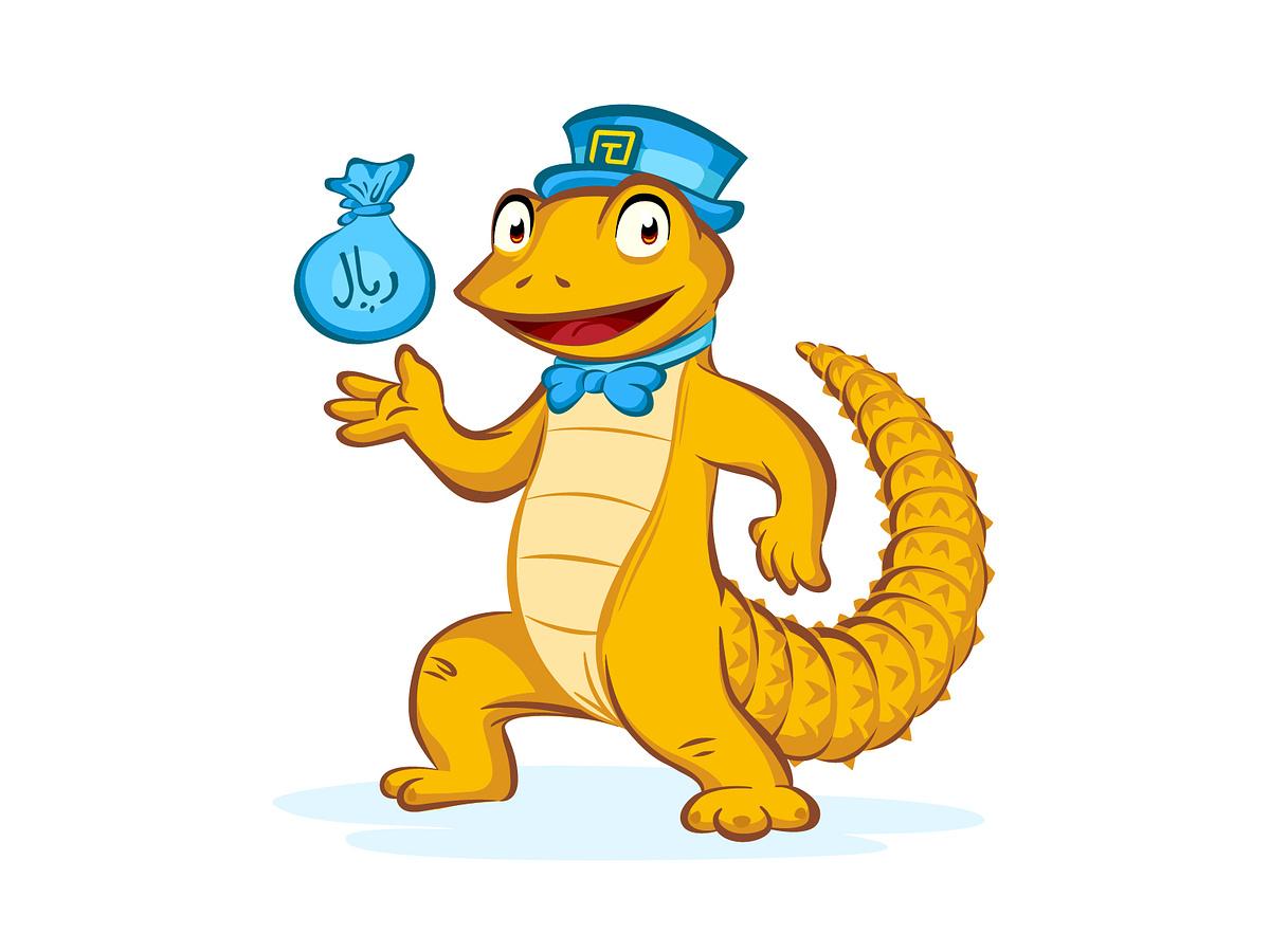 Mitayani - Lizard Mascot