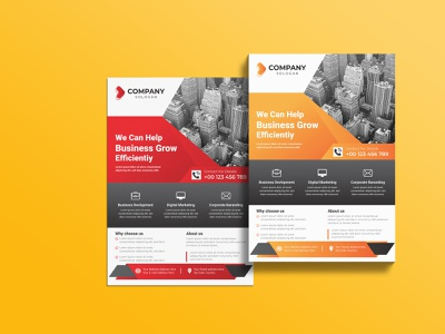Creative Modern Corporate Flyer Design design abstract modern template business annual report templates professional corporate cover poster print flyer promotion booklet leaflet corporation catalog sales magazine