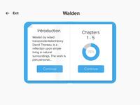 Bookshelf Web UI
