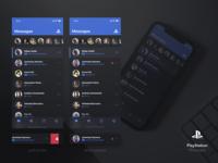 PS Messages iOS App Concept