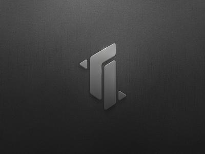 Personal Brand Identity vector showcase agency company concrete tl tl logo loop time branding 3d skeumorphism skeumorphic logo identity brand