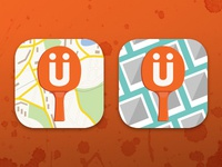Überpong App Icons