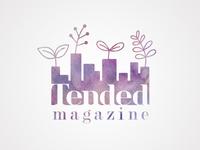 Tended logo (idea #1)