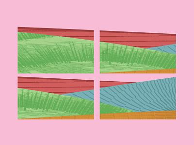 Pattern & Texture energy sun water landscape design art pattern design texture pattern