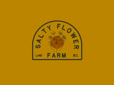 Salty Flower Farm Logo