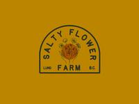 Salty Flower Farm Logo