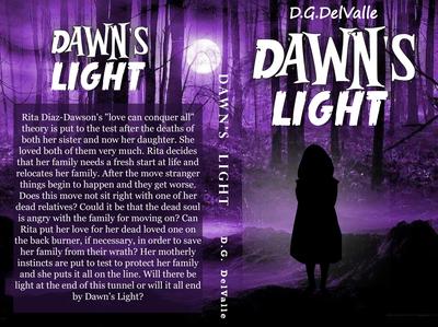 DAWN S LIGHT (Book Cover) uiux designer branding photoshop adobe photoshop adobe illustrator illustrator illustration design graphicdesign