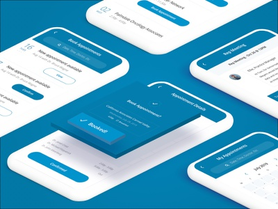 Product Screens mobile app design product design