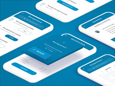 Product Screens mobile app design product design