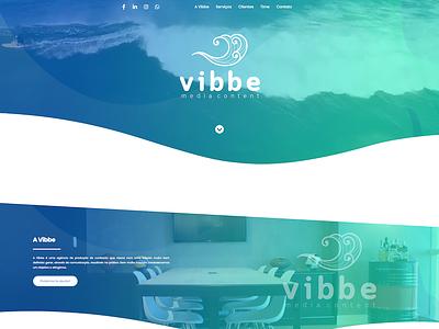 Agencia Vibbe web ux branding design