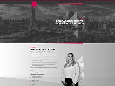 Compass Avaliações ui illustration ux branding web