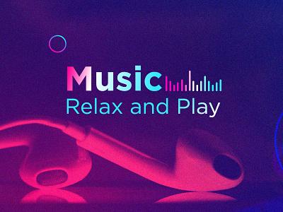 music for life music app ux advertising
