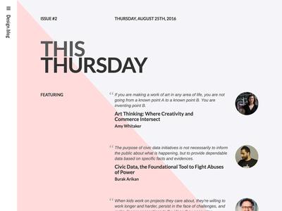 Design.blog Issue #2