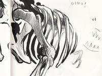 Dino sketch