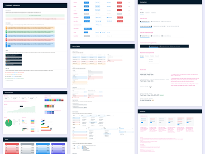 OneSignal Design System app buttons dashboard uikit library component notifications onesignal push messaging figma interface ux ui