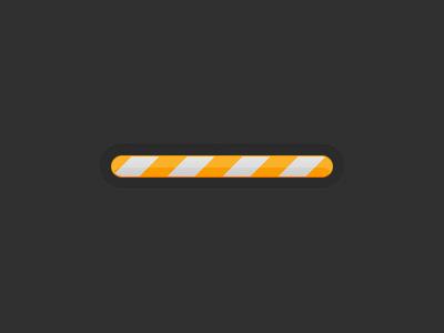 Animated Loading Bar loading bar animated css3 progress ui