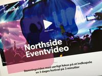 Musicfestival eventvideo