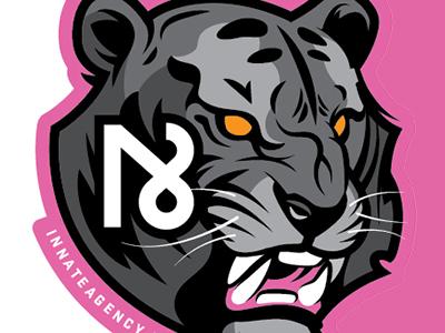 Tiger Sticker Progress