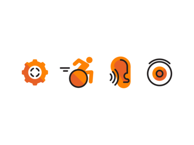 Accessibility Iconography