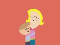 Abrazo #2 - Hug #2