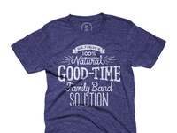 Dr. Funke's 100% Natural Good-Time Family Band Solution