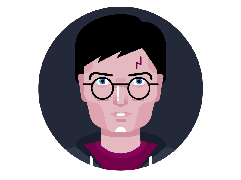 the boy who lived avatar character person boy illustration magic scar lightning harry potter daniel radcliffe