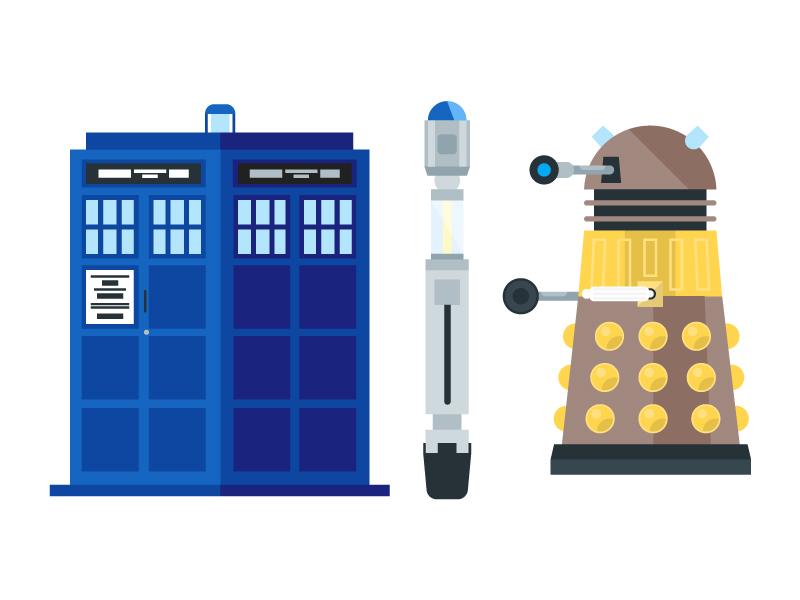 doctor who timey-wimey wibbly-wobbly exterminate bbc sci-fi tv show doctor who dalek sonic screwdriver tardis